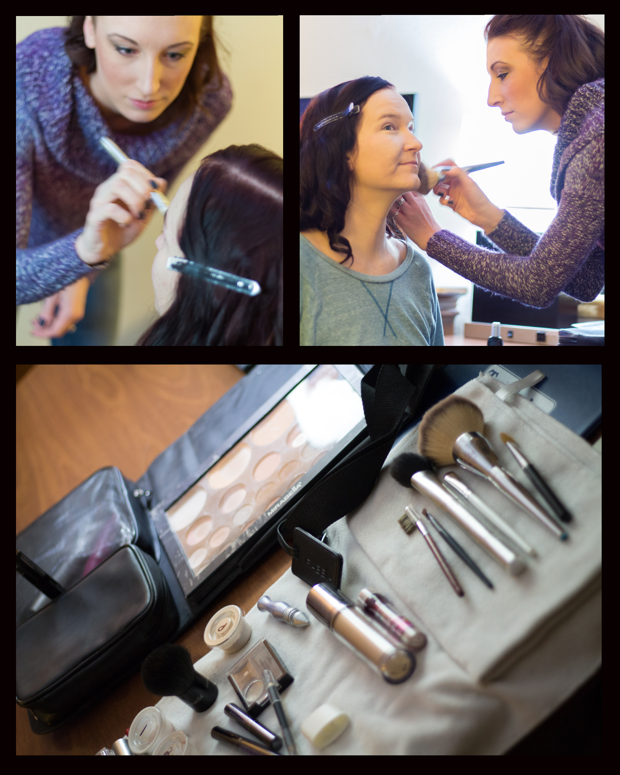 Paige – Make-up Artist