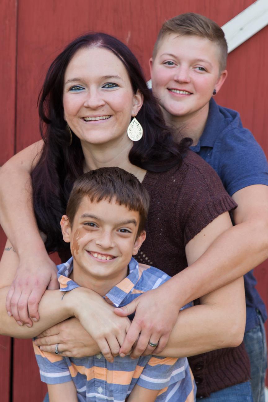 Erin & Ashley Family Photos – 10.23.16