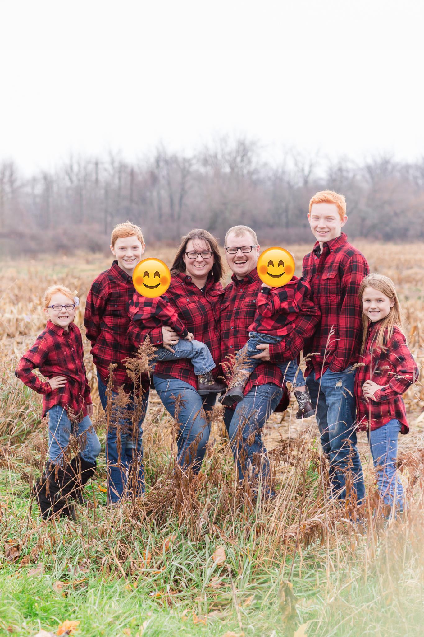 Nikki & JB – Family Photos – 11.24.18