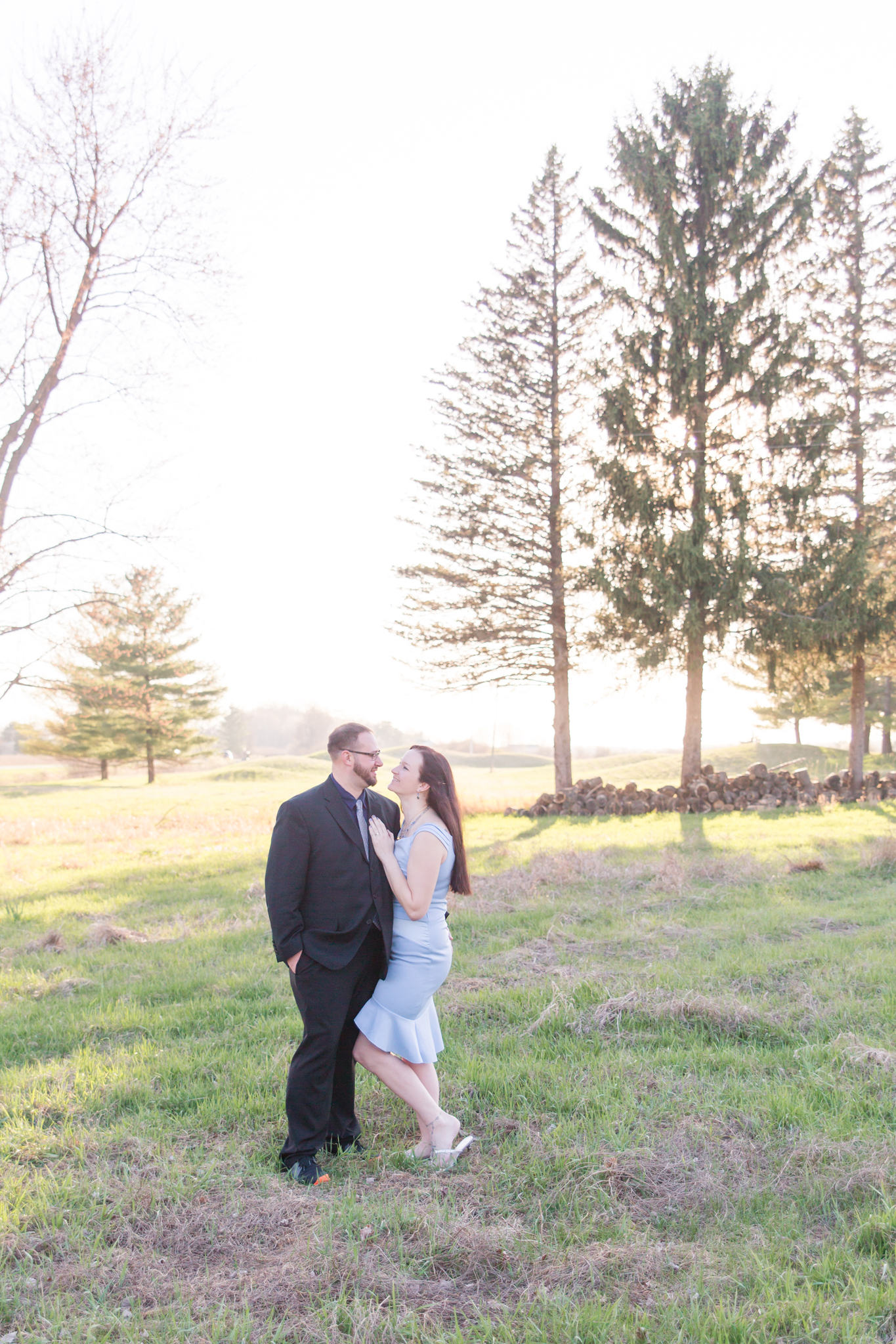 Erin & Max – Surprise Proposal & Engagement Photos – 4.24.19
