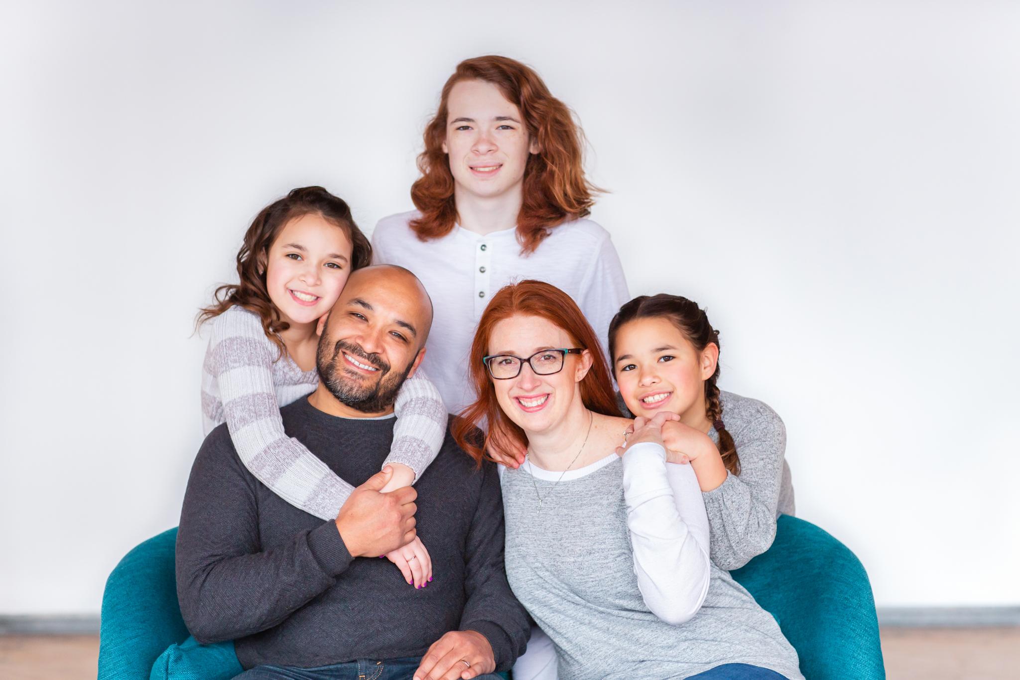 Susanne & Steve – Family Photos – 2.8.2020